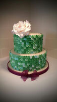 Cake - Professional- Wedding