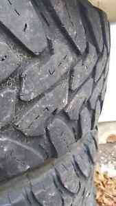 Toyo open country mts forsale need gone