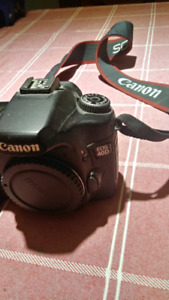 Canon eos 40D - For Parts