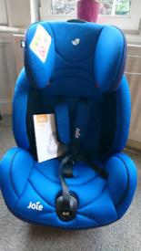 Joie Stages car seat 0+/1/2 (0-25kg) blue