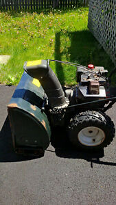 "Yardworks 10.5 hp 30"" cut"