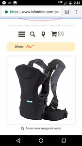 Infantino baby Carrier (flip)