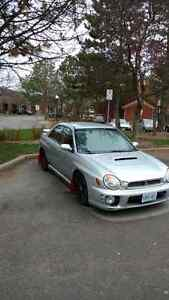 Subaru WRX AWD Turbo -