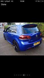 Golf 2.0 diesel full golf r20 replica!! R32 gti vxr Audi bmw seat evo k1 vrs