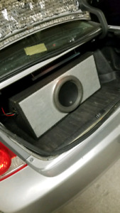 Jl 12W7 Ported Box Custom
