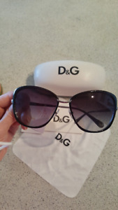 NEW D&;G authentic sunglasses with certificate of authenticity,s