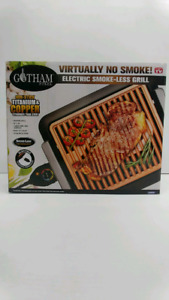 Gotham Steel Electric Smokless Grill
