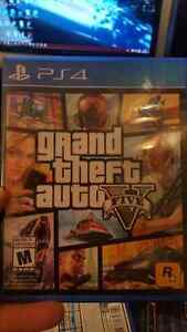 Gta 5 grand theft auto 5 comme neuf ps4 playstation 4
