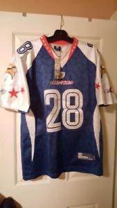 2010 NFL Equipment Reebok Official ProBowl Team&AllStar Jersey
