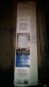 Various blinds for sale