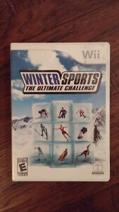 Wii Winter Sports Game