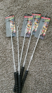 Extendable BBQ Forks