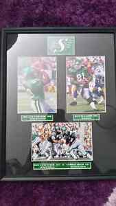 Great Rider Picture  Perfect for that Roughrider Fan  Features D