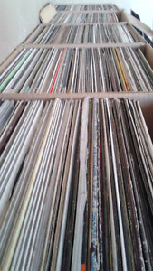 COLLECTING RECORDS