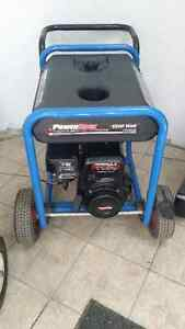 DeVilbiss 5200Watt Generator for sale 11HP Tecumseh