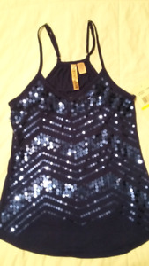 Sequenced camisole