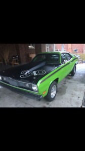 1971 Duster 408 Stroker Engine