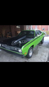 Plymouth Duster   Great Selection of Classic, Retro, Drag