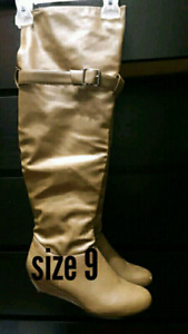 Ardennes boots size 9