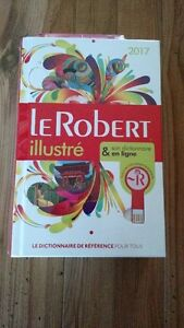 DICTIONNAIRE LE ROBERT ILLUSTRÉ 2017