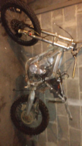 250cc giovanni dirt bike. **250$$$$**