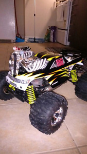 RC LOSI LST AFTERSHOCK