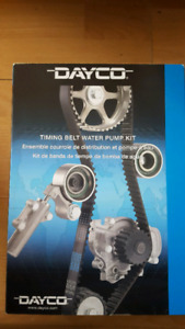 2000 toyota camry water pump and timing belt kit