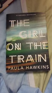 The Girl on the Train by Paula Hawkins Book FOR SALE