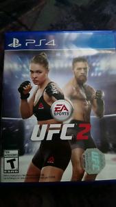 UFC 2 PS4 GAME