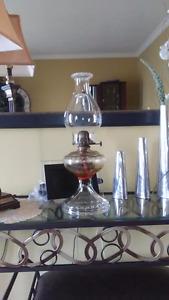 Lampe à l'huile antique