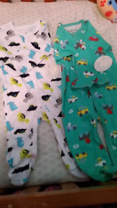 3-6m and 6-9m  pjs