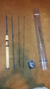 Fenwick travel fishing rod