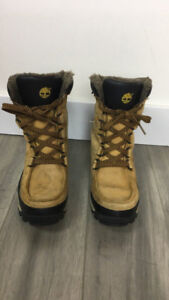 Youth Size 7 Timberland Winter Boots