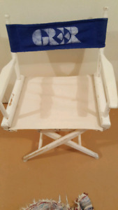 Older  Collapsible  Chair