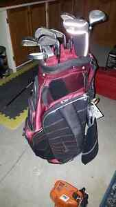 Can't miss deal ! Full set of Nike left handed clubs