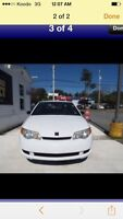 06 Saturn ion quad coupe