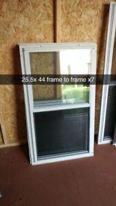 Aluminim Storm Windows