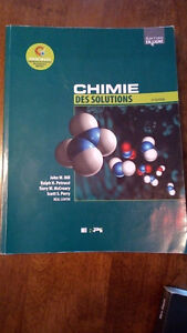 Chimie des solutions  Petrucci/Hill 2e édition