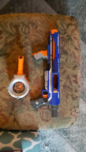 Used Nerf Rampage