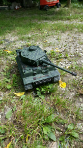 RC Tank for Sale! Like NEW RTR