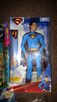 New Superman Returns Ken Doll - #J5289 Mattel 2005 - Barbie