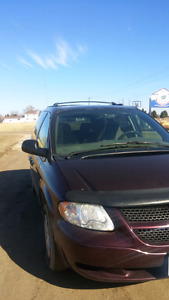 2003 dodge caravan etested and safetied