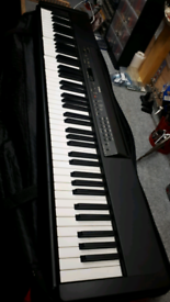 Yamaha P80 electric piano