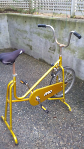 Standing bicycle