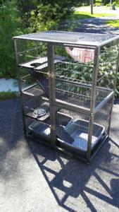 Cage de furet 3 étages