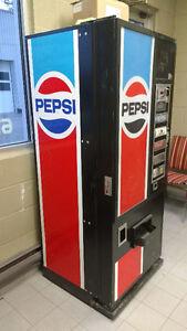 Pepsi machine Cornwall Ontario image 1