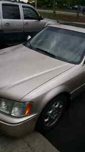 1999 acura rl 3.5 runs and drives excellent very clean