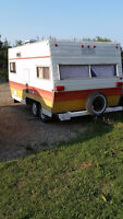Skylark Travel Trailer