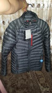 Monrovia Men's 2.5 Layer Waterproof Jacket v2 – Black