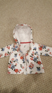 9 month sweater/jacket carters